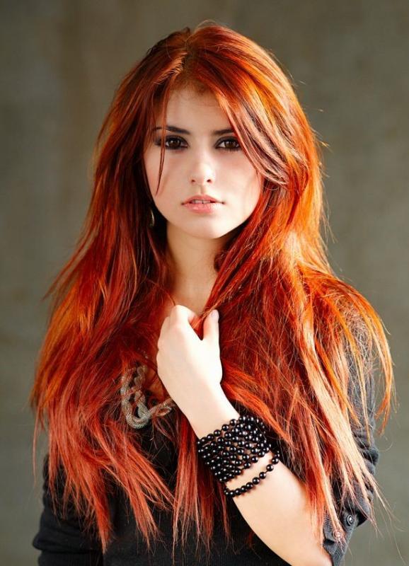 Сон видеть себя с рыжими волосами